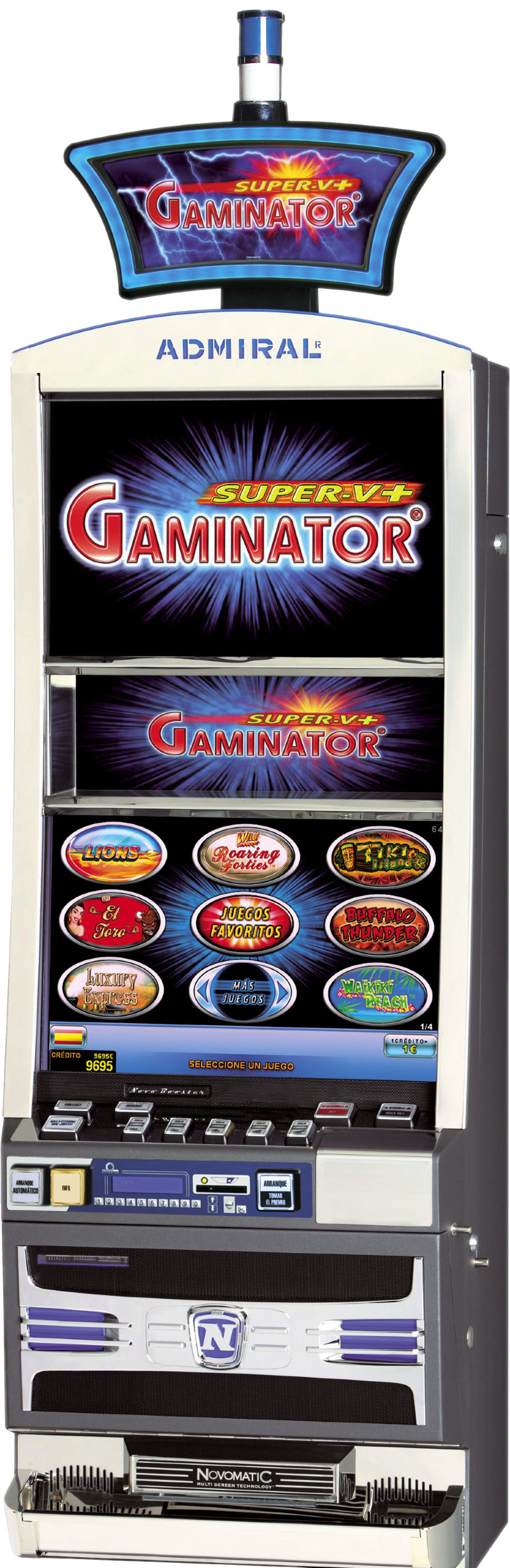 online casino software book of ra gaminator
